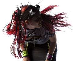 Hair Falls - IPN Photography by nitr0gene
