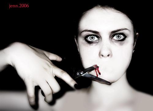 horror by JennisDark