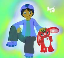 Lilo and Stitch Swap by deronimo