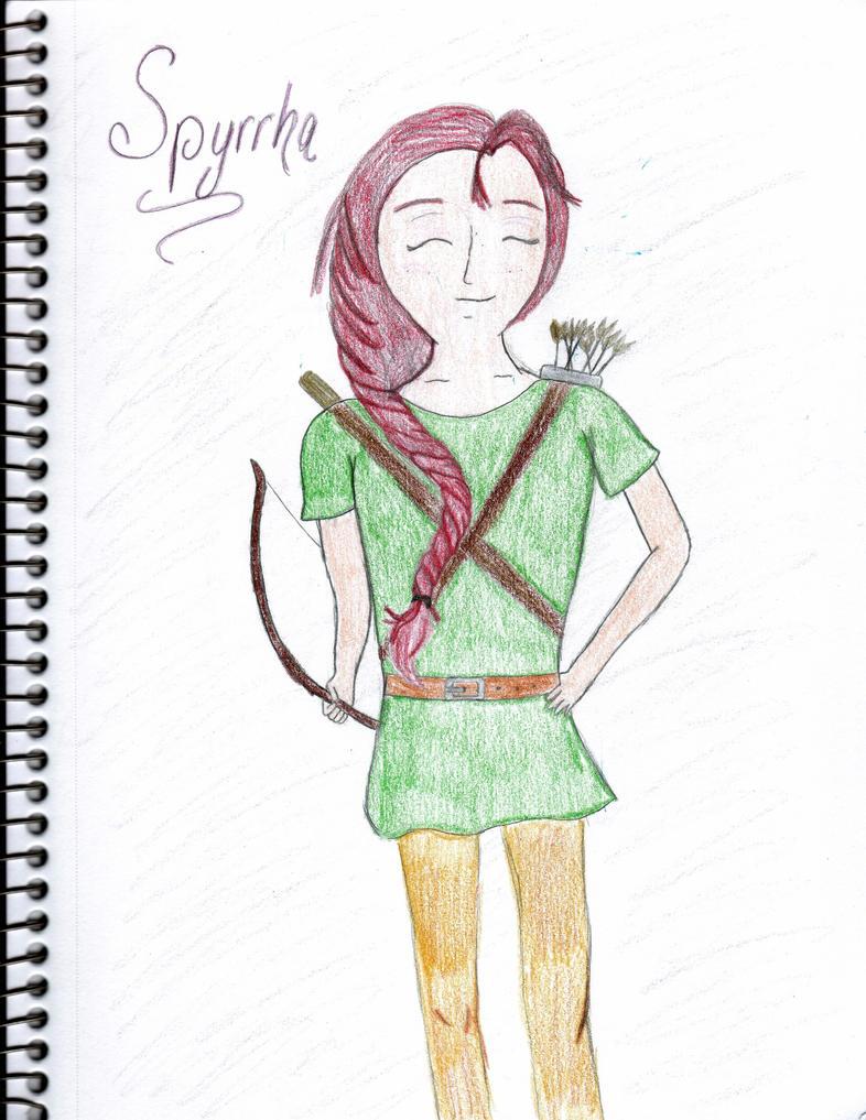 Spyrrha by NzuriSanaa
