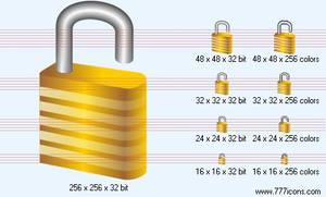 Unlock Icon by jpeger