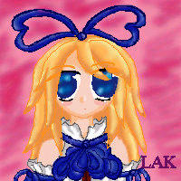 boredom: Angel Trainee Flonne by soulesslouisa