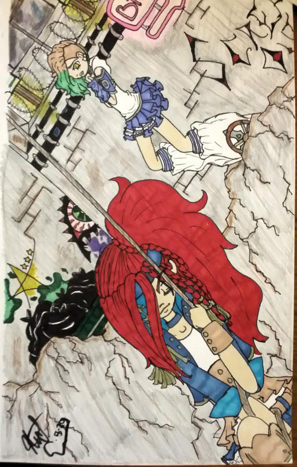 Task 10: Living to tell the tale by Sakura-Chirari