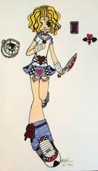 Sailor Wonderland - We're all mad here by Sakura-Chirari