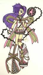Sailor Kiseki by Sakura-Chirari