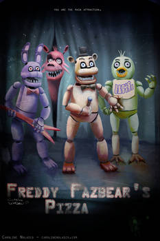 Freddy Fazbear's Pizza!