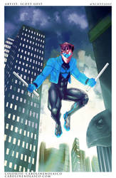 Nightwing by carol-n92