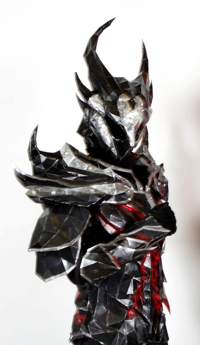 Daedric Armor by PriamWolf