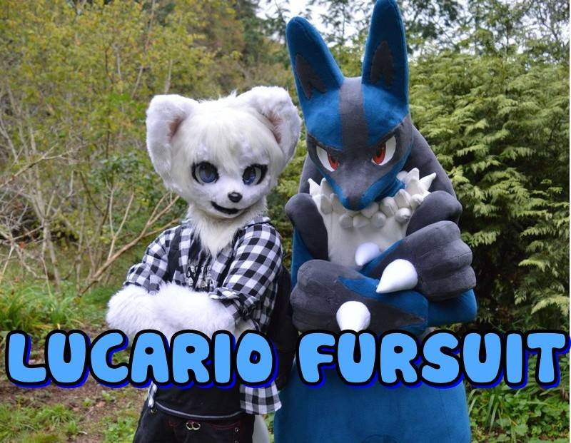 Video Lucario by PriamWolf