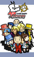 Chibi Attorney:Apollo Justice