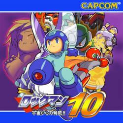 Rockman 10:Uchu kara no Kyoi by Cessa