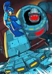 Megaman vs Blockman