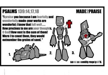 made2praise robot