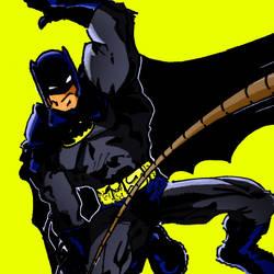 batman2 with yellow