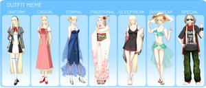 MM: Eurydice's Wardrobe