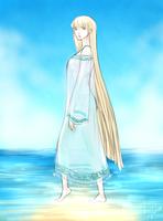 MM: Beach Maiden by lacelazier