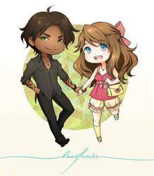 Kael and Aya