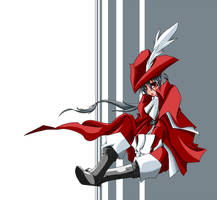 RED MAGE by kaizer33226
