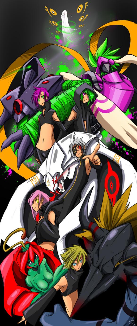 Digimon Proxy by kaizer33226
