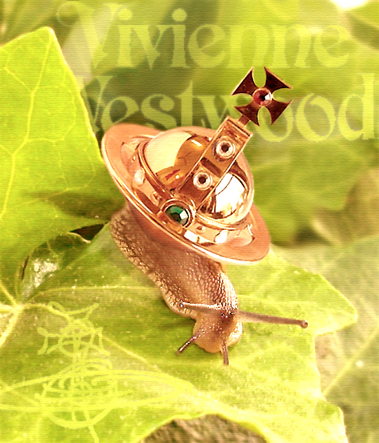Westwood Snail by pandasnacks