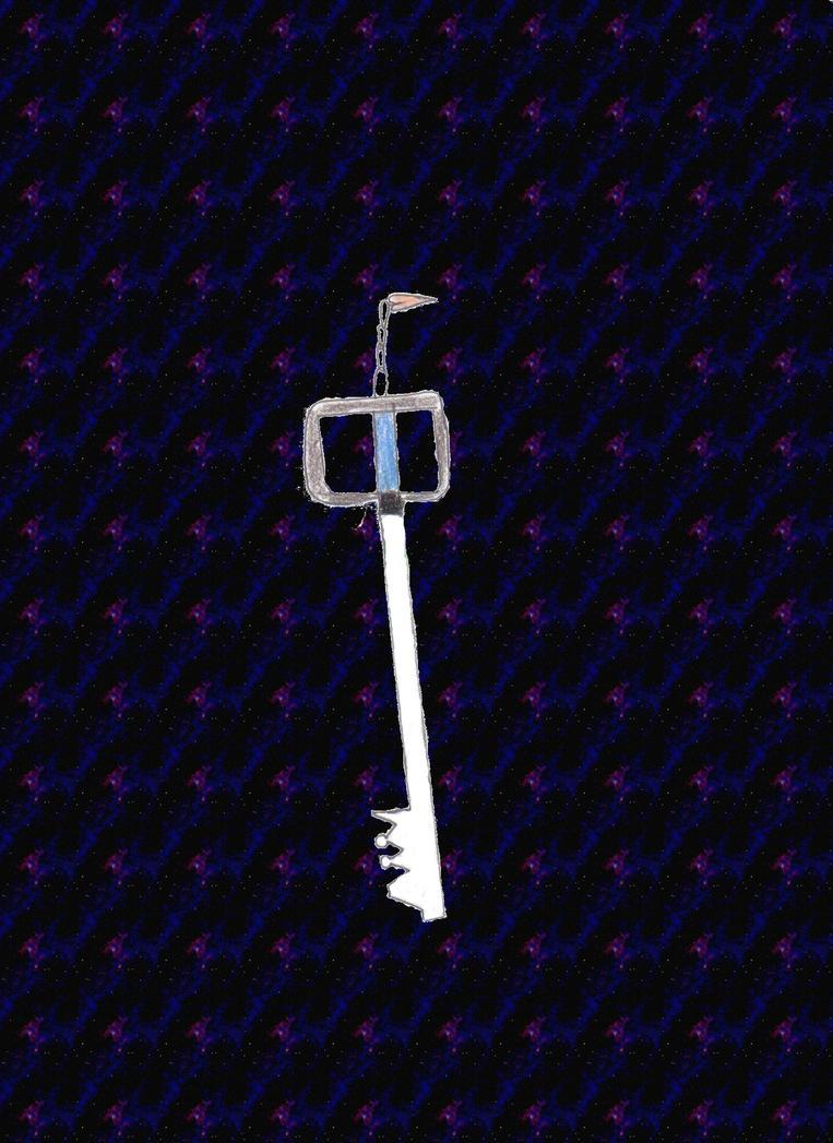 Keyblade of Heart by crazyzukofangirl1280