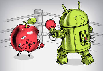 Fruit Vs. Robot