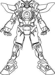 Gundam Drawing by Axeraider70