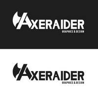 Axeraider Logo v2
