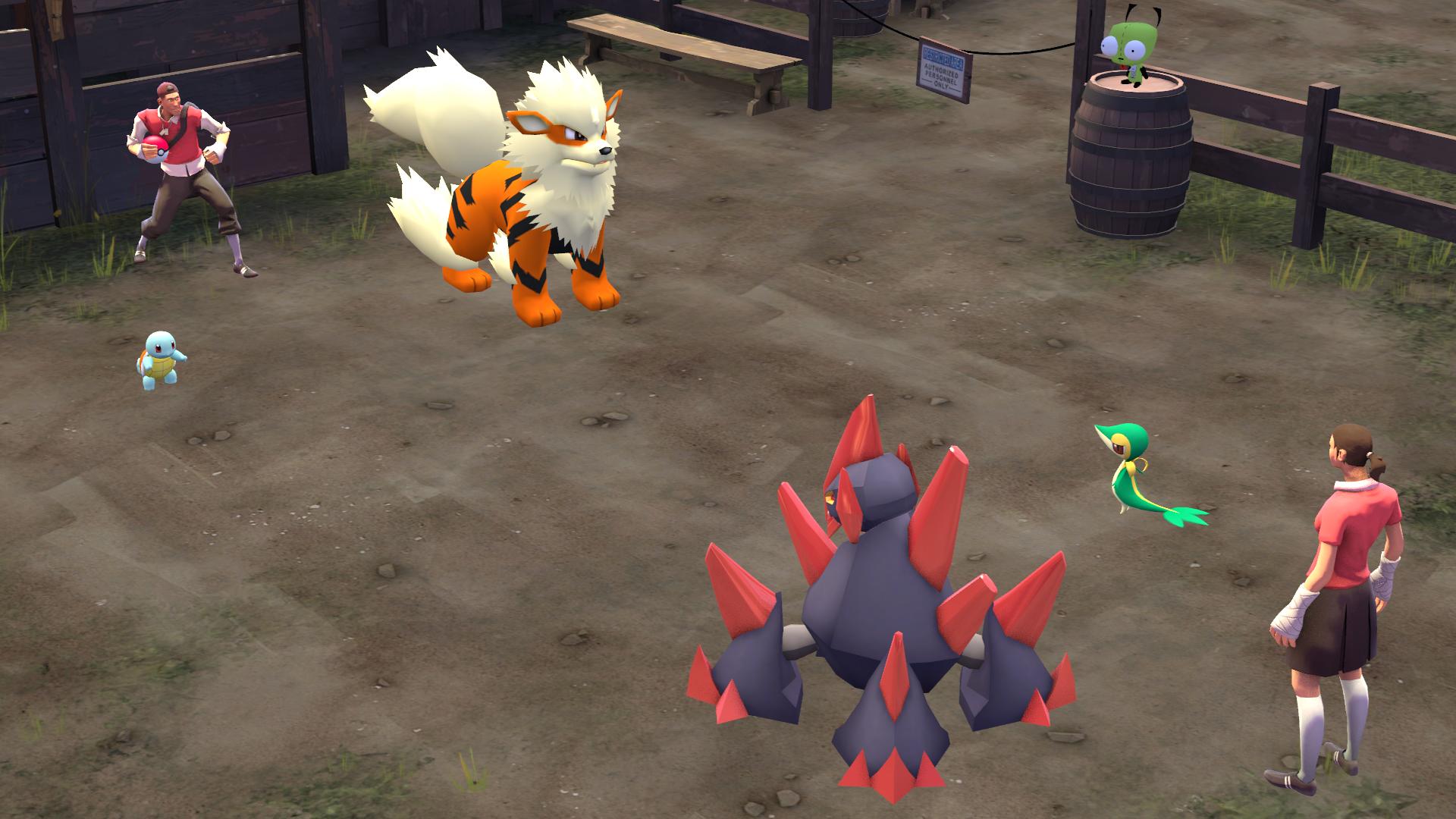 how to get pokemon battle revolution on pc