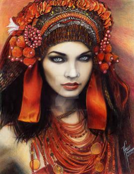 Ariadnee (the yahtaii dancer)