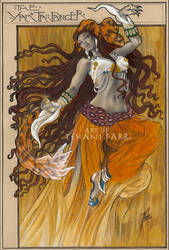 The Yah'taii dancer