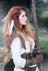 Medeival Knight Costume - Tehani Farr