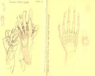 Creepy Hands 1+2 by key-0