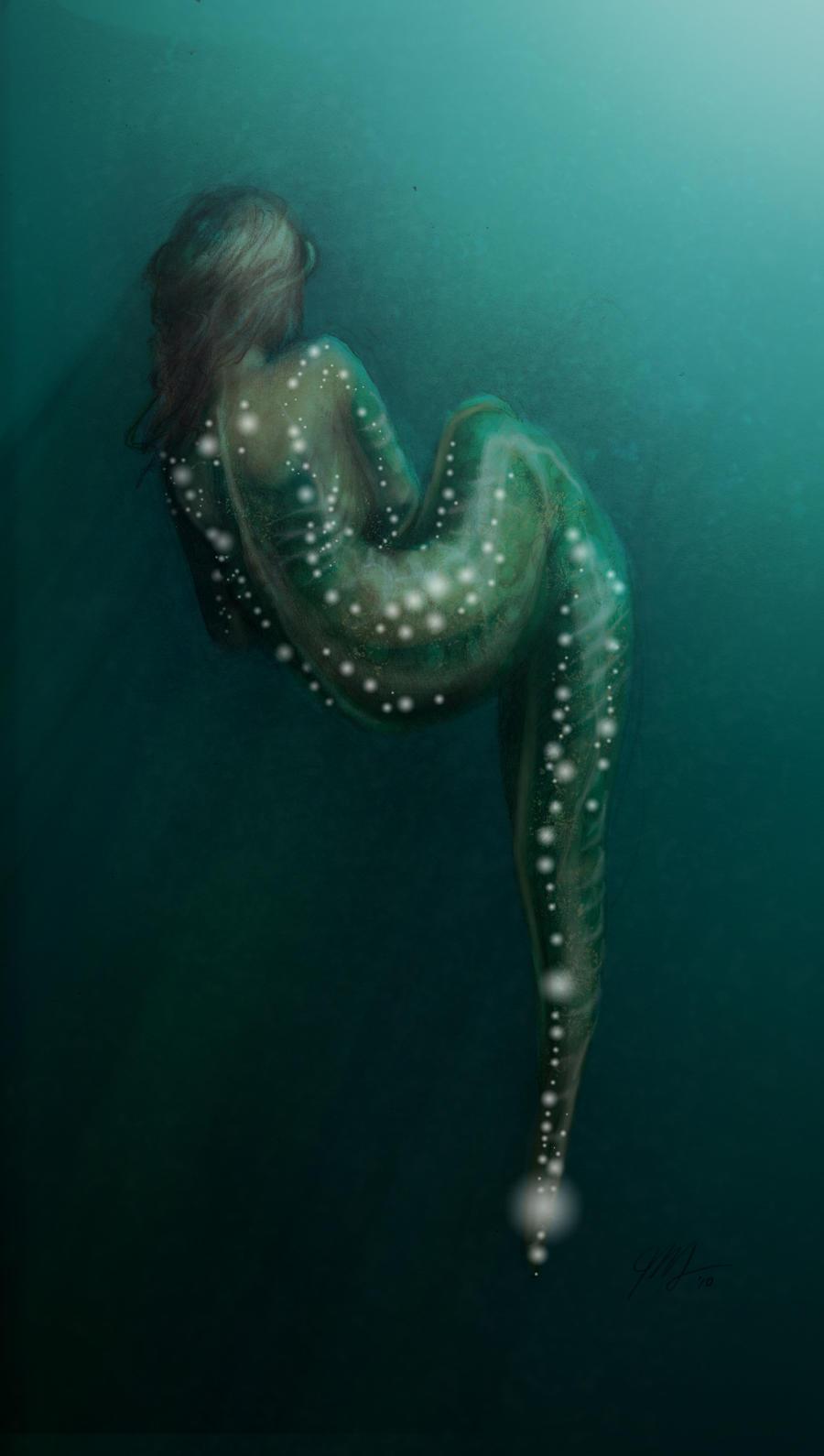Eel in the Dark by key-0