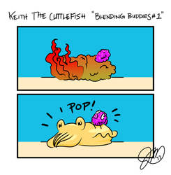 Keith the Cuttlefish 27 - Blending Buddies