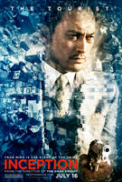 INCEPTION: The Tourist by inceptionmovie