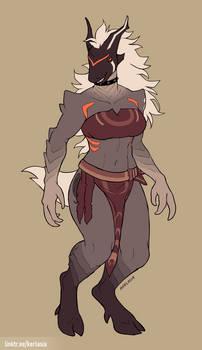 monster sol (female)