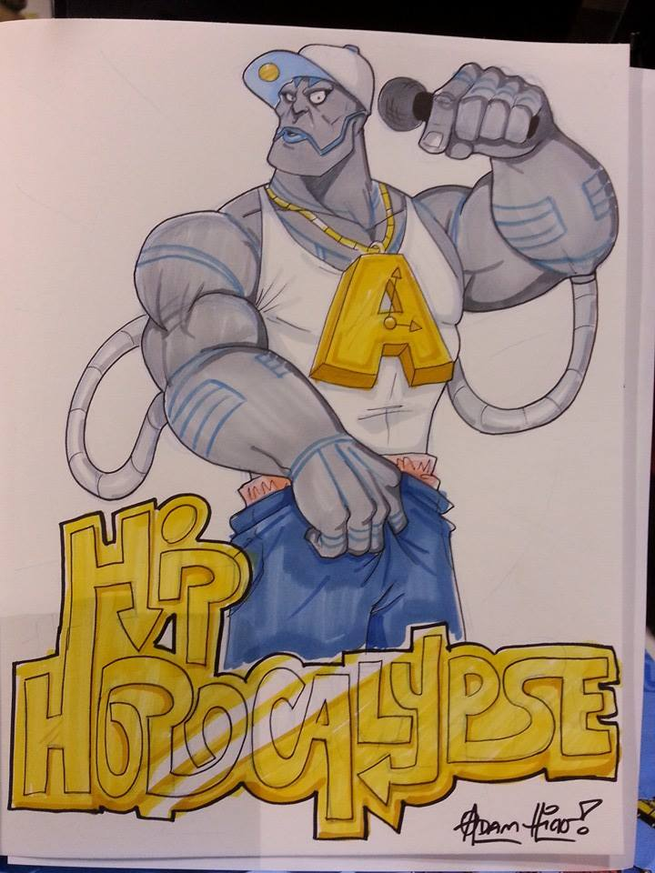 Hip Hopocalypse by Gigatoast