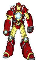 iron man by Gigatoast