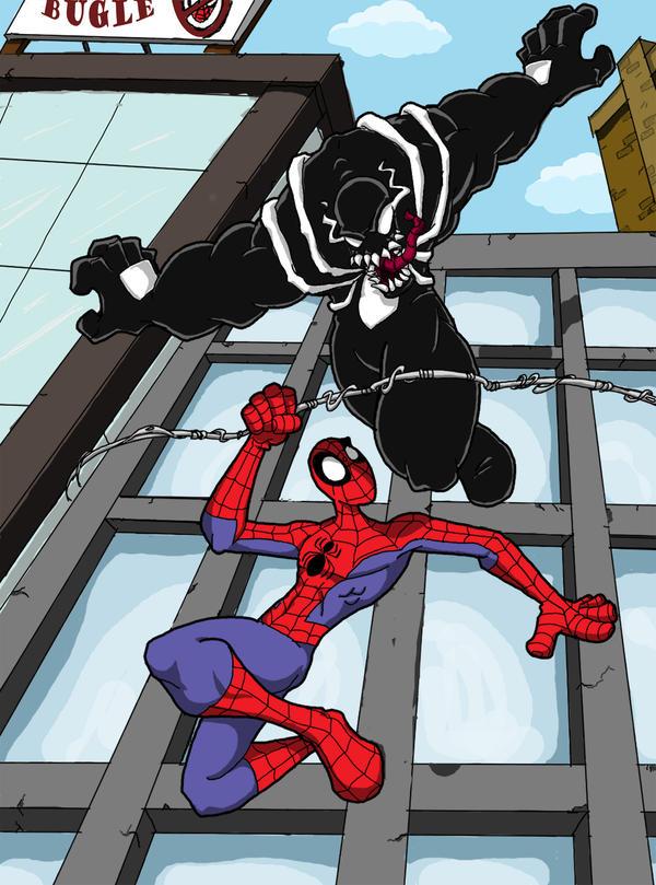 Venom is a JERK by Gigatoast