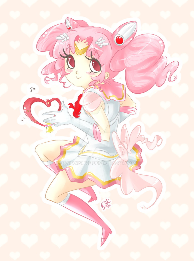 Chibi Moon AN 2011 by TaiDaisuke