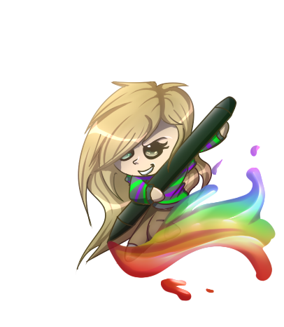 .::TASTE THE RAINBOW MOFO!::. by The-Missing-Tune