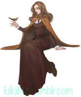 commission. herbalist by kiikii-sempai