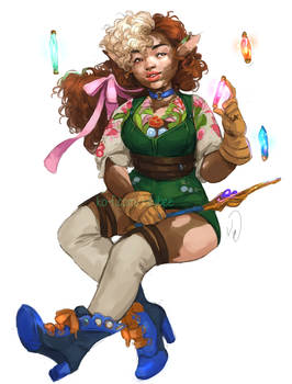 DnD. Enchanter