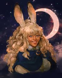 commission. Luna