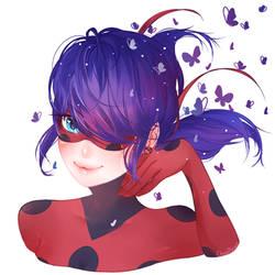 M i r a c u l o u s Ladybug by chizu-baga