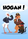 'Hogan!'
