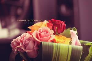 Flowers .. by Fatmah86