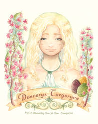 Daenerys :3 by Ernestgirl