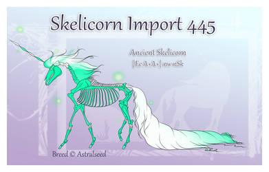 Custom Quirlicorn Import 445